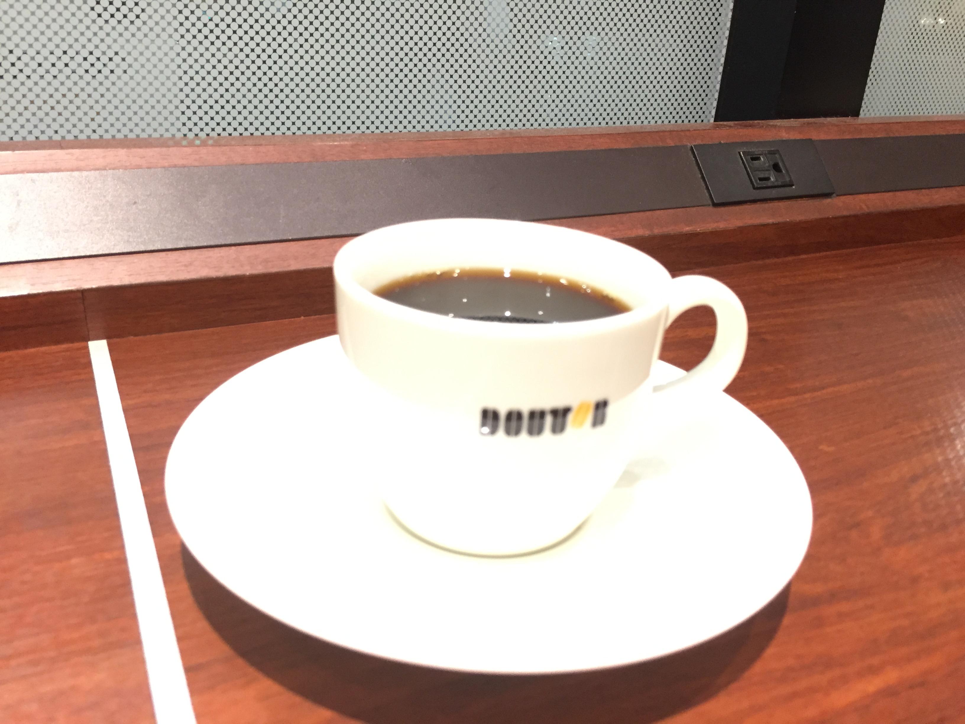 恵比寿駅 電源カフェ ドトールコーヒーショップ 恵比寿一丁目店