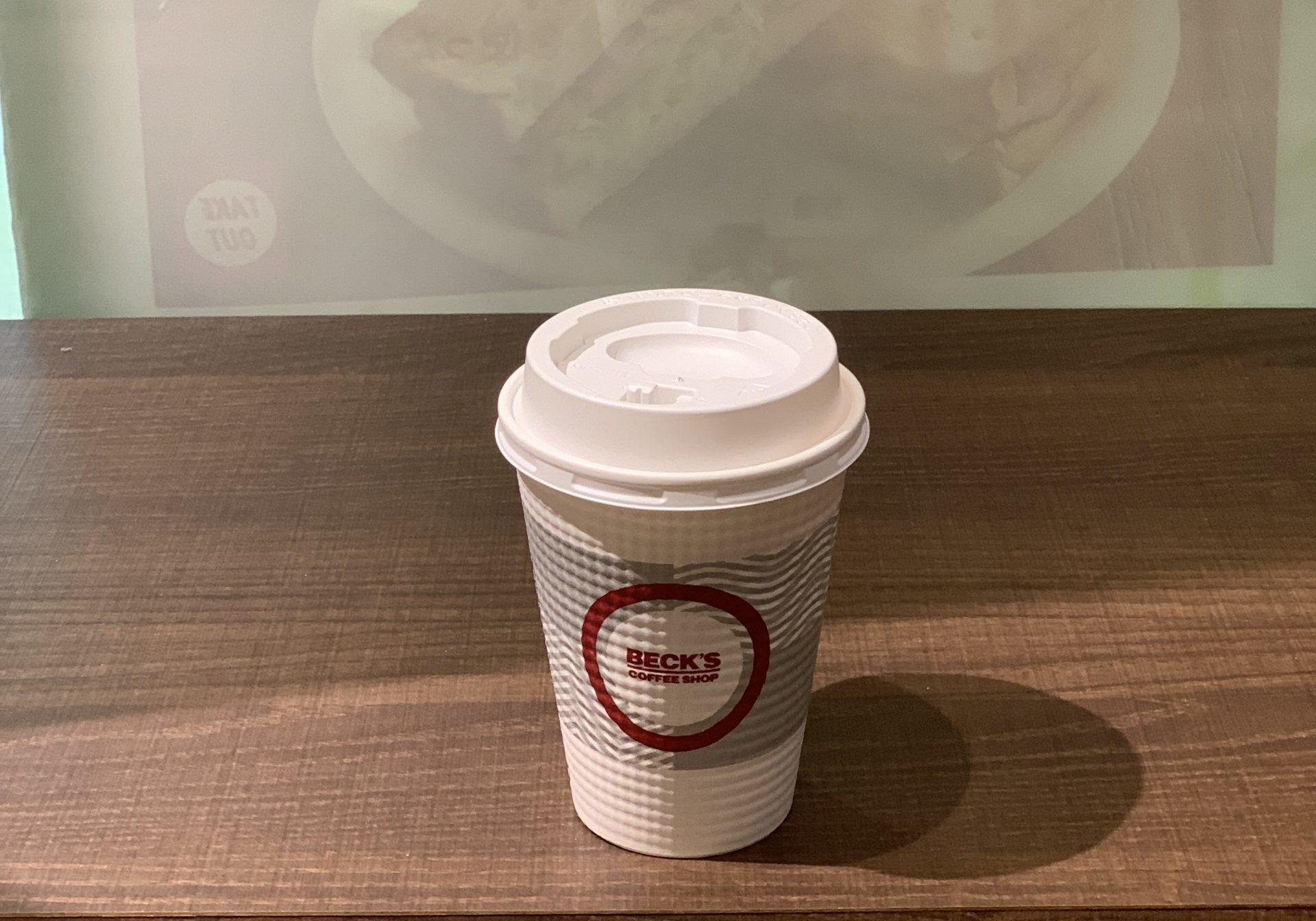 大井町駅改札内 電源カフェ ベックスコーヒーショップ 大井町店 Wi-Fi