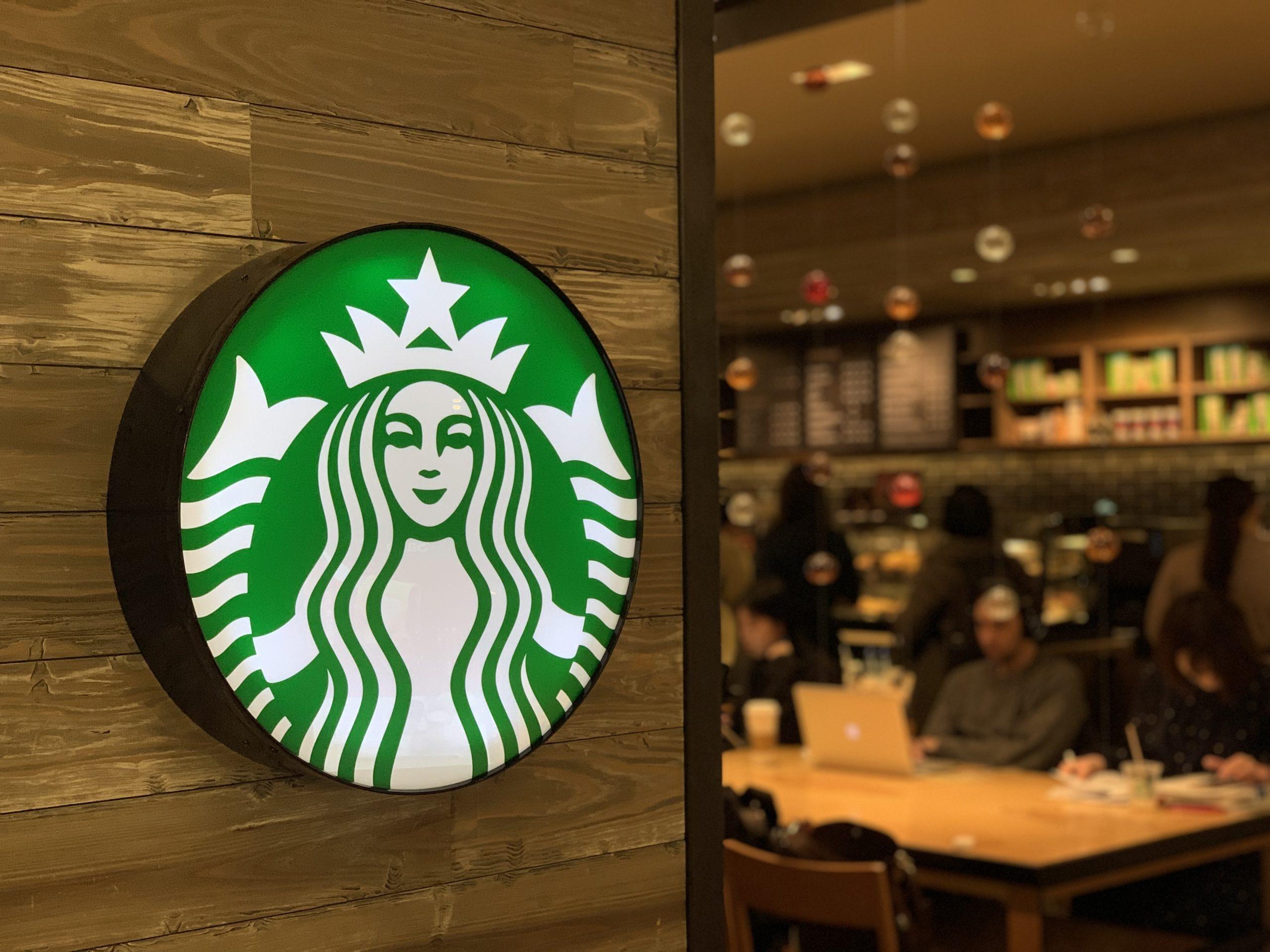 西梅田駅 電源カフェ スターバックスコーヒー 大阪マルビル店 Wi-Fi