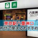 東京駅構内・八重洲口 打ち合わせで使えるおすすめカフェ・ラウンジ