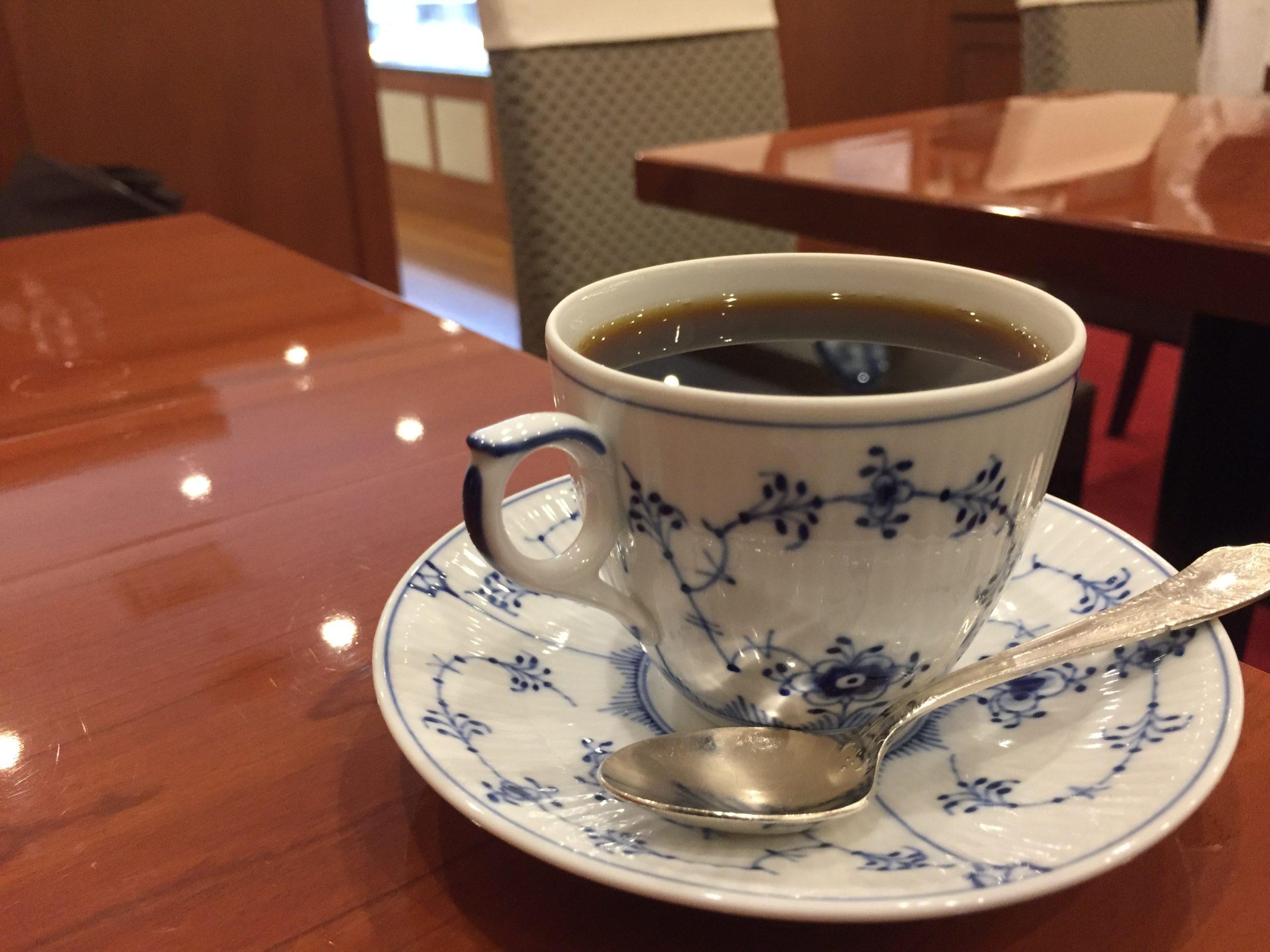 有楽町駅中央西口 打ち合わせカフェ 椿屋珈琲店 有楽町茶寮
